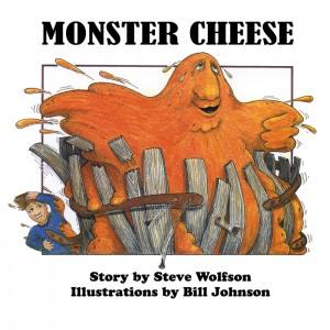 Monster Cheese cover sm3